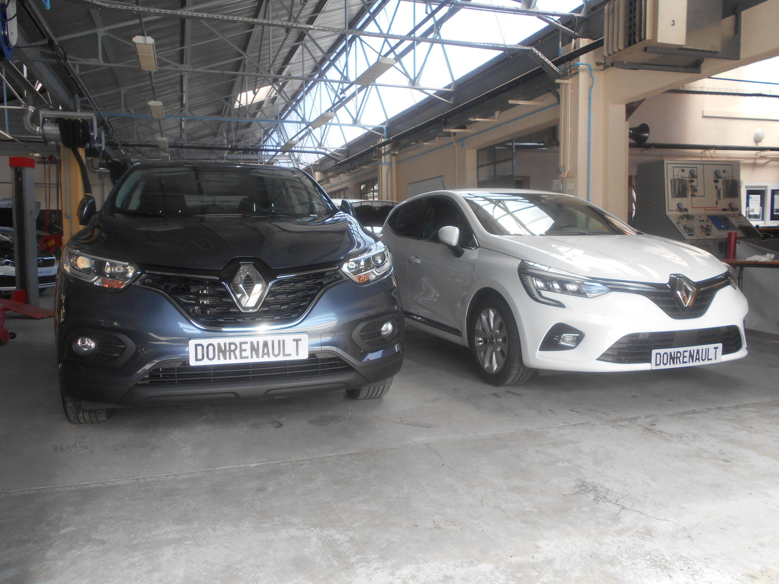 Saint Vaury Renault